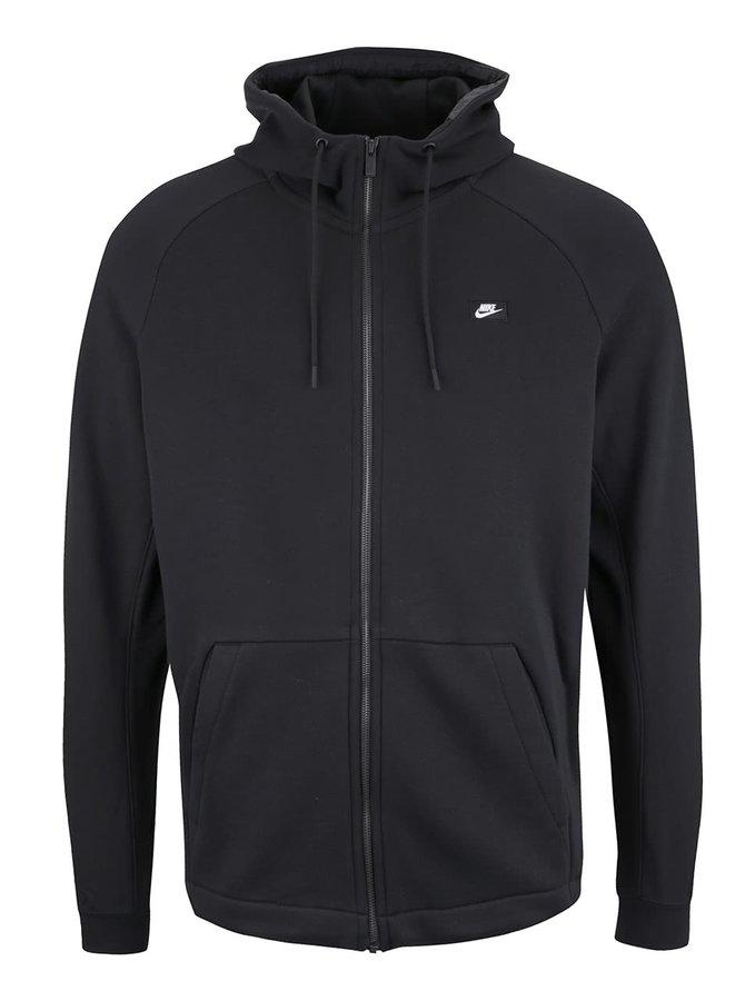 Hanorac negru Nike Modern Hoodie pentru bărbați