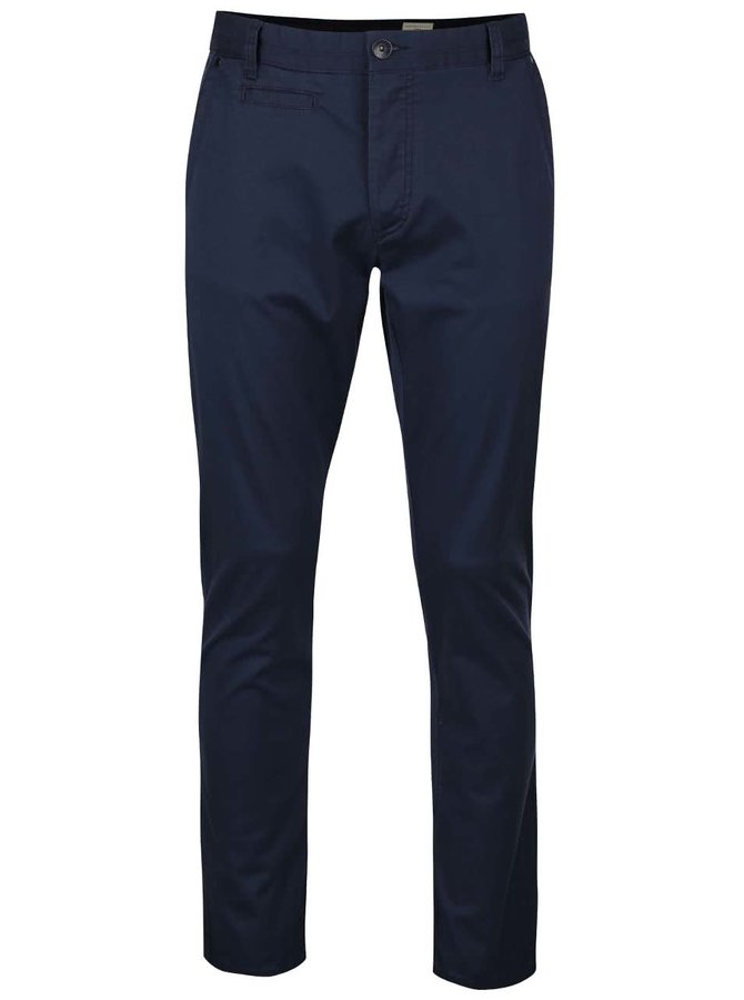 Pantaloni bleumarin Selected Homme Two Store