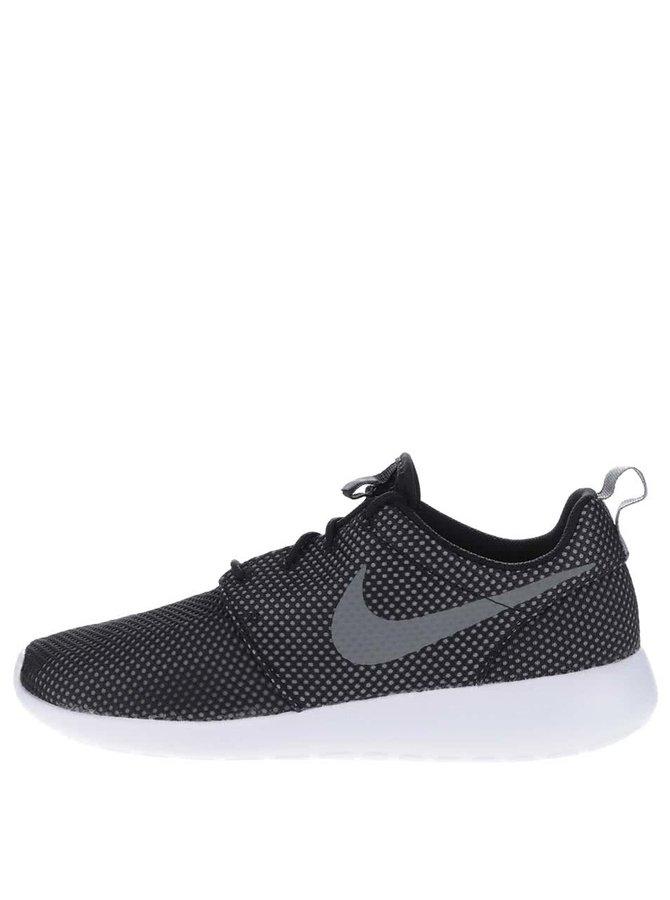 Pantofi sport negri & gri Nike Roshe One