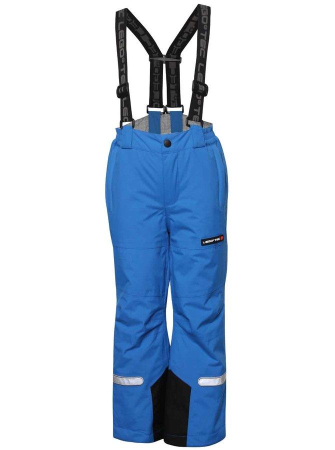 Pantaloni de ski albaștri LEGO Wear Pax