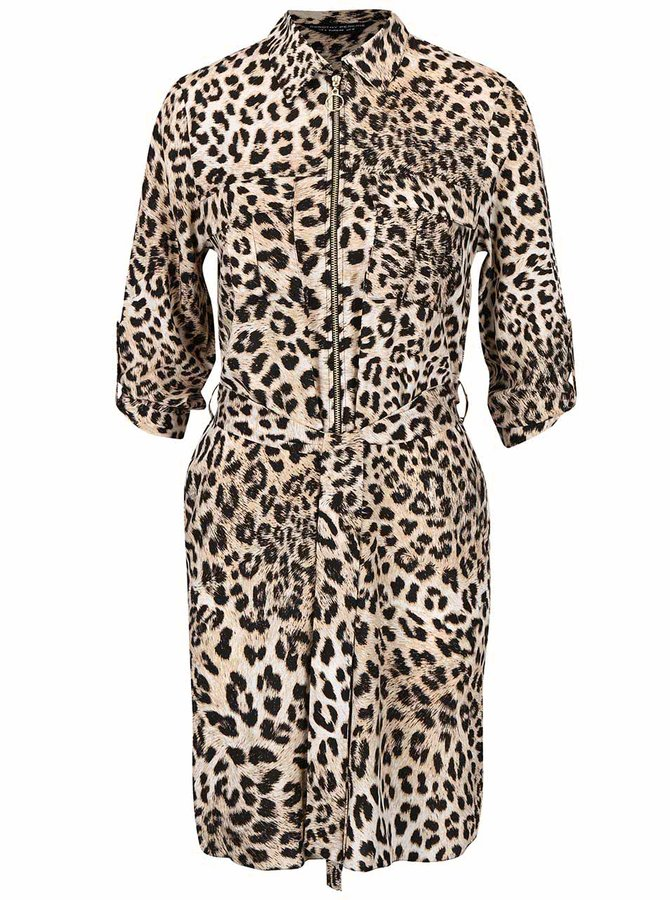 Rochie animal print Dorothy Perkins