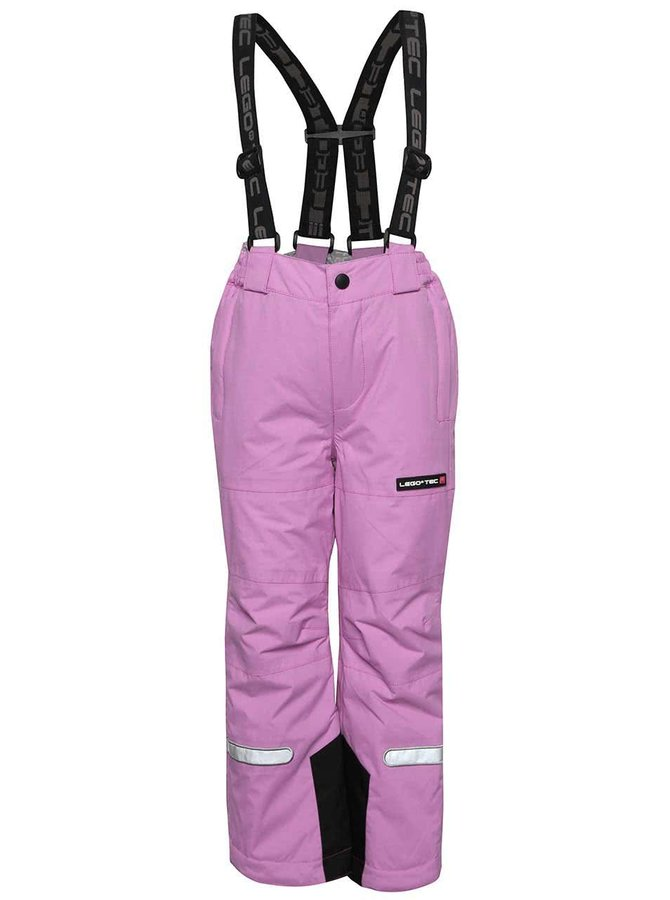 Pantaloni de ski mov LEGO Wear Pax