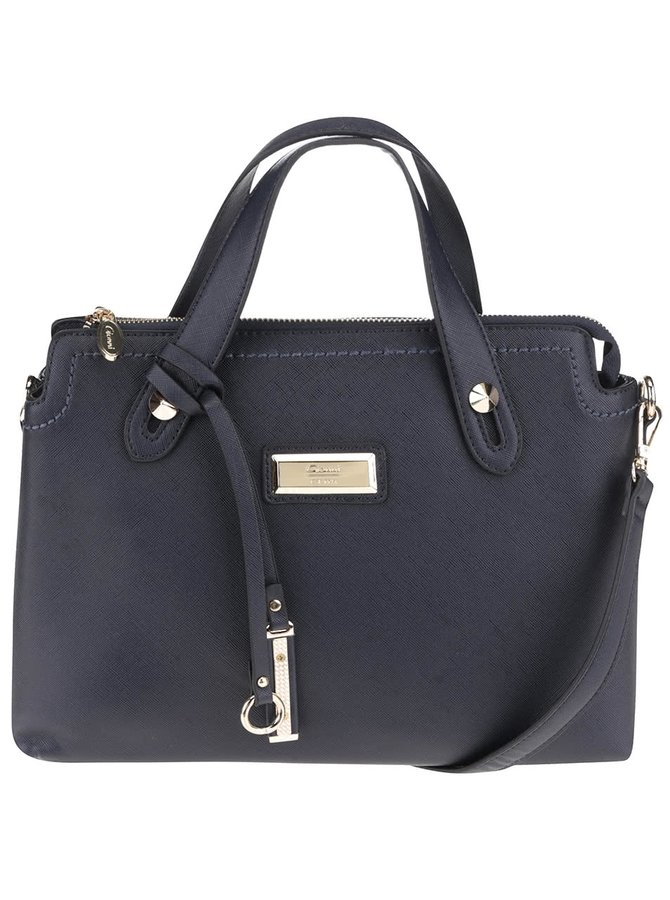 Modrá menší kabelka s detaily Gionni Sharlene