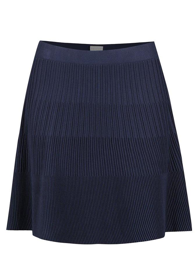 Modrá rozšířená sukně Apricot