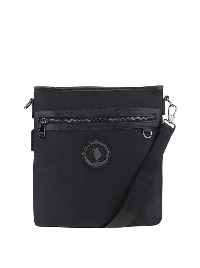 Černá crossbody taška U.S. Polo Assn