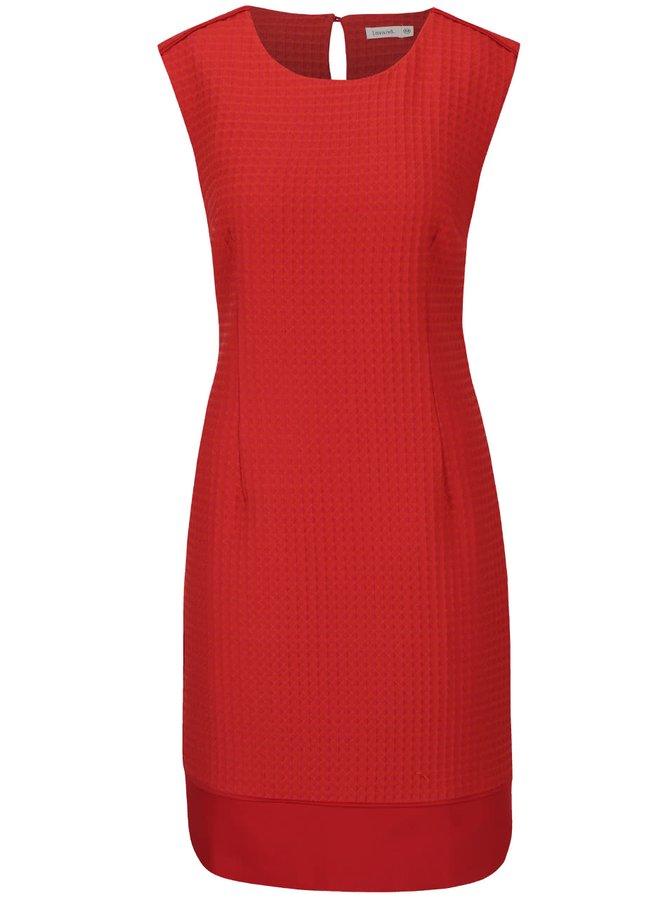 Rochie roșie Lavand