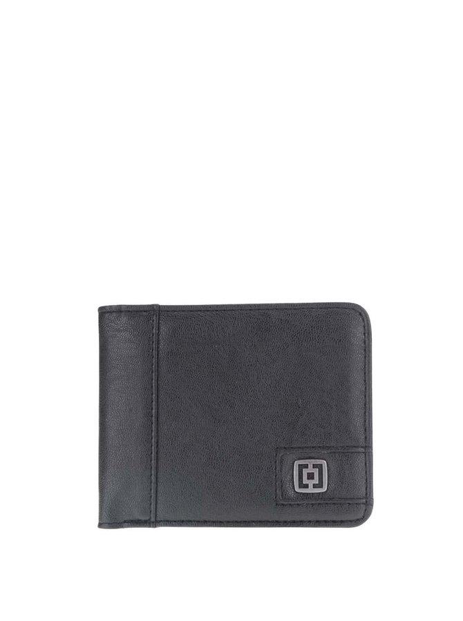Čierna pánska peňaženka Horsefeathers Owen