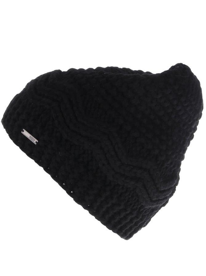 Čierna čiapka Roxy Stay