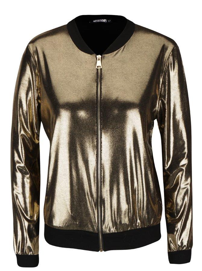 Jachetă Haily's Shiny aurie