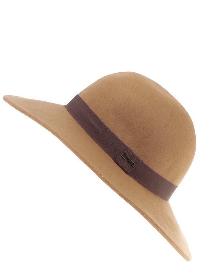 Pălărie maro Roxy Love din bumbac