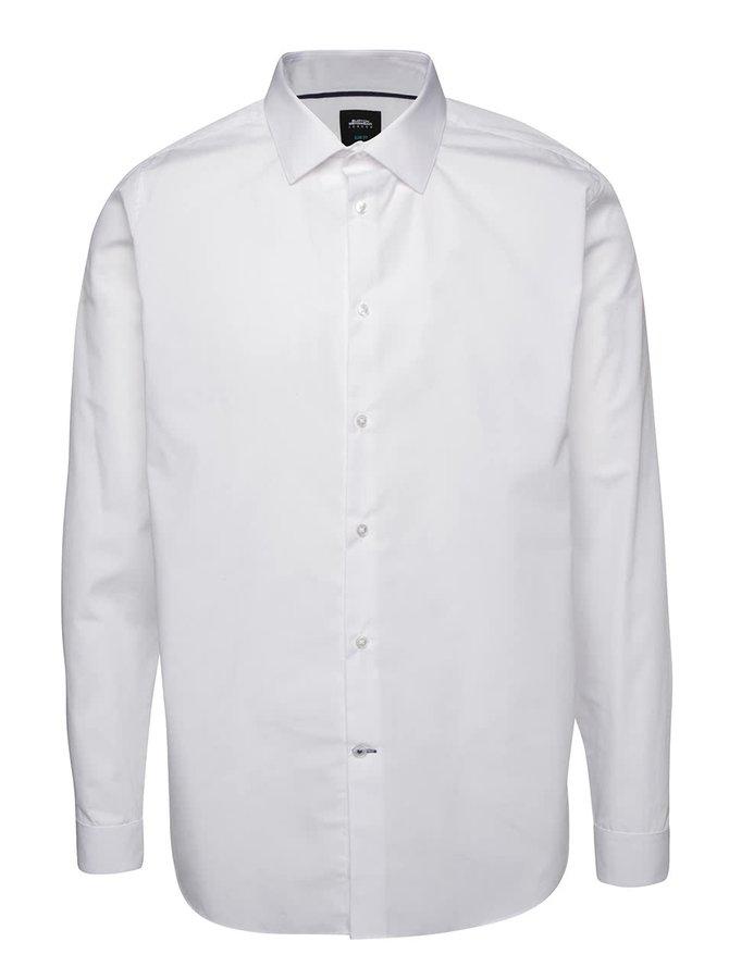 Cămașă albă Burton Menswear London slim fit