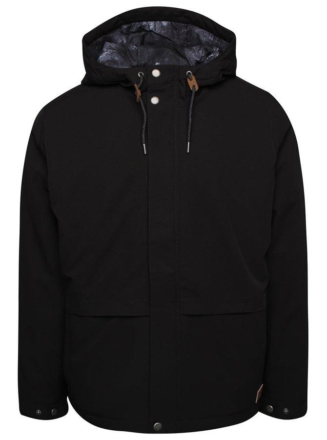 Čierna pánska bunda O'Neill Foray