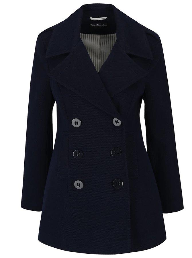 Palton albastru închis Miss Selfridge