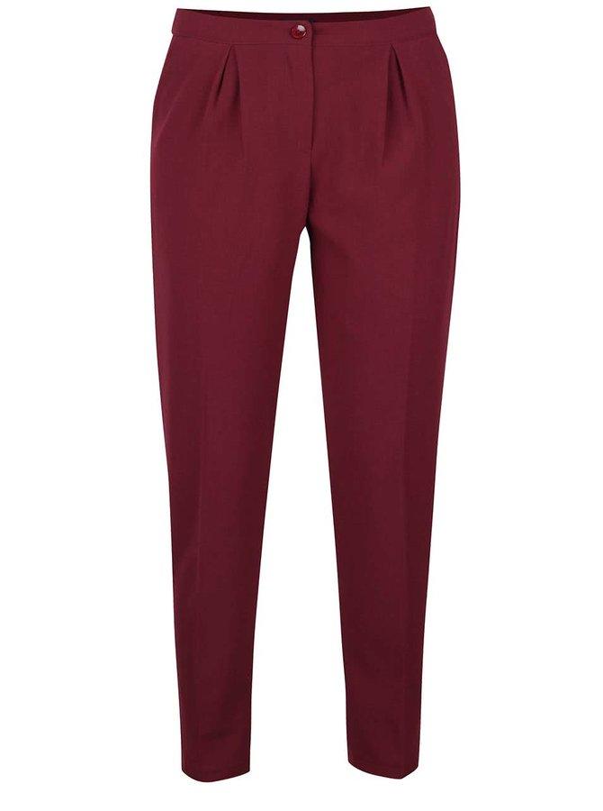 Vínové formální kalhoty Alchymi Itha
