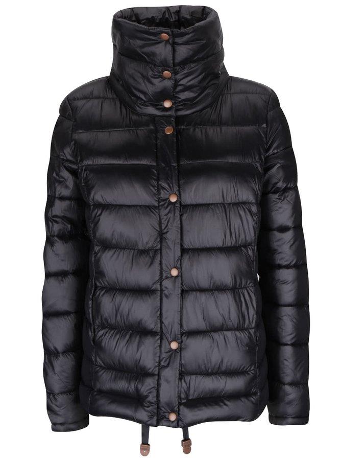 Čierna dámska bunda PEP Sonna