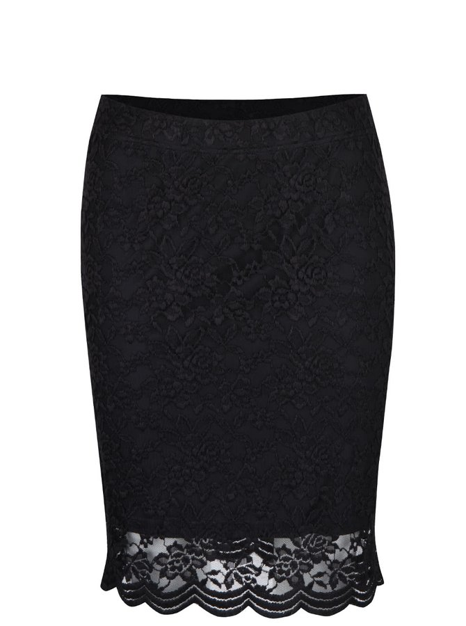Čierna sukňa PEP Feline