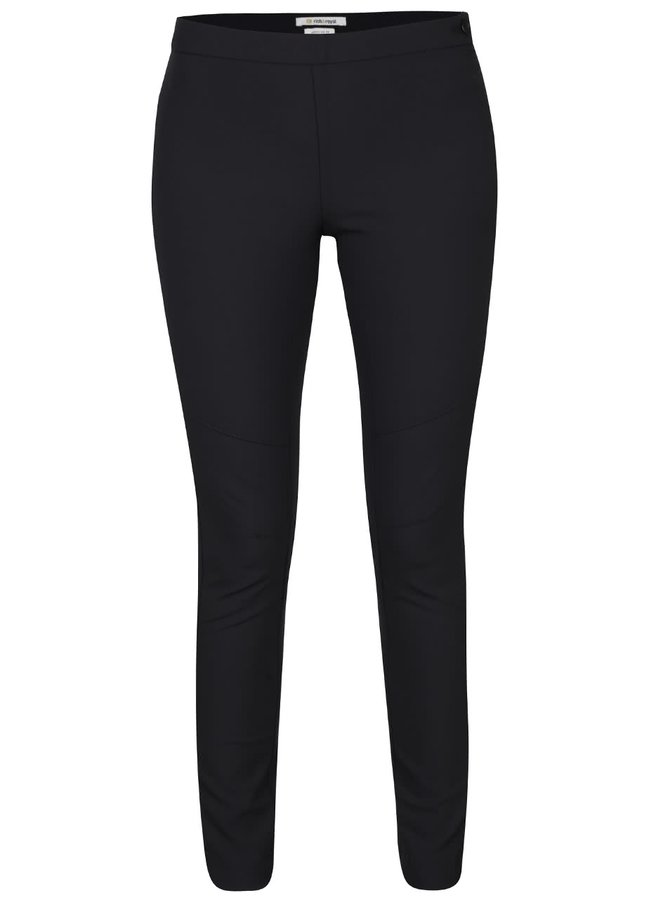 Pantaloni skinny Rich & Royal negri