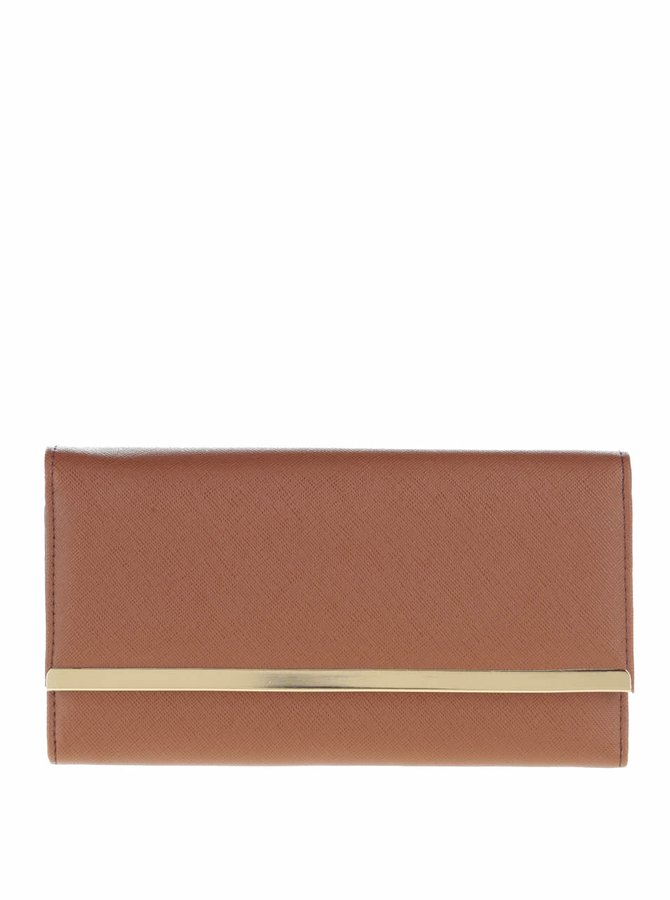 Hnedá peňaženka Haily´s Carola