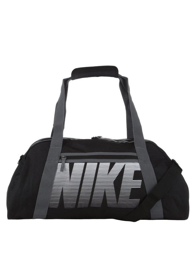 Čierna dámska športová taška Nike