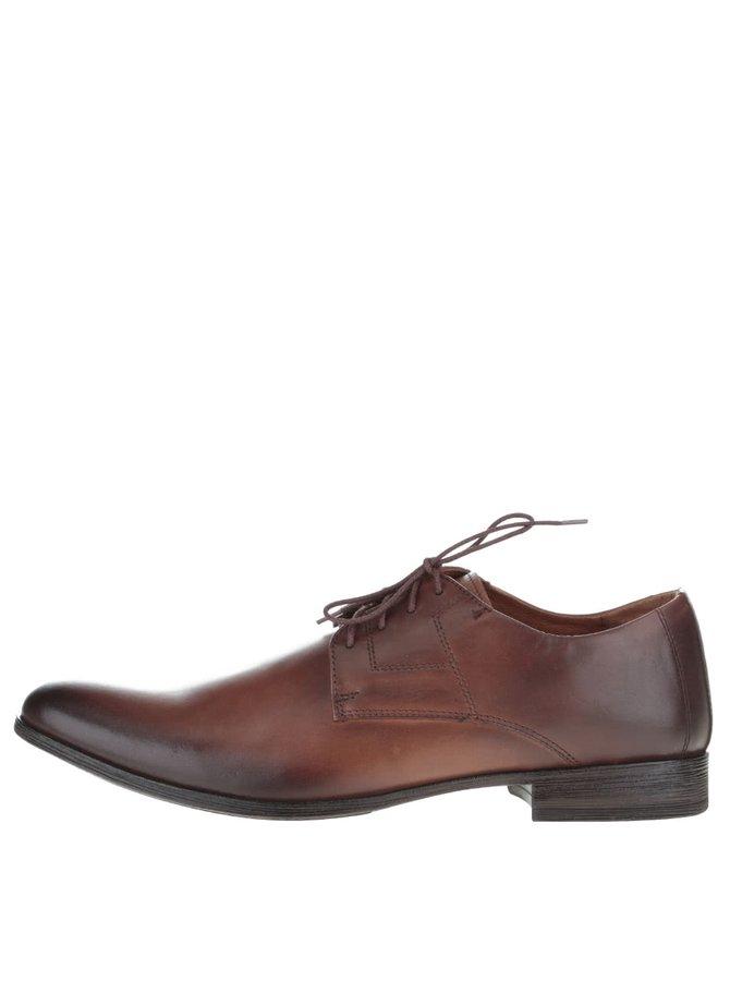 Pantofi maro OJJU pentru bărbați