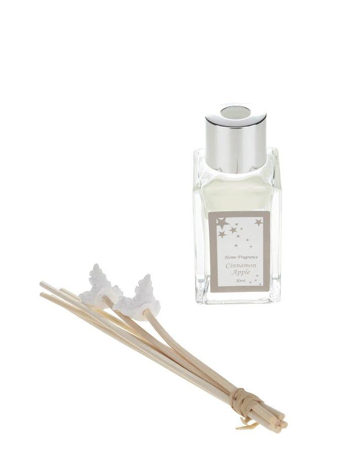 Set bețișoare parfumate Dakls cu aromă de măr și scorțișoară