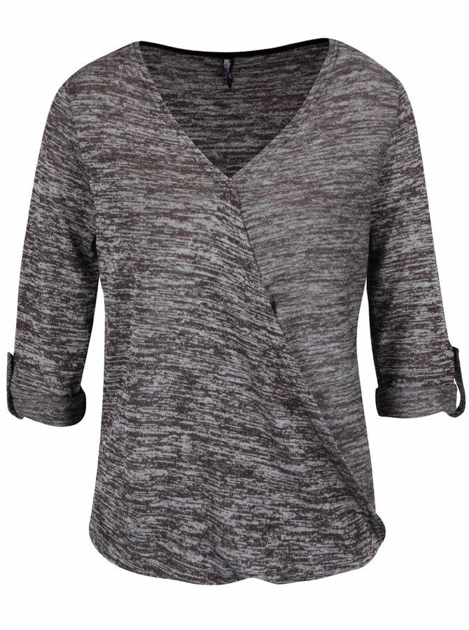Bluză gri închis Haily's Ellen
