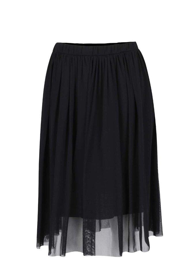 Čierna tylová sukňa ZOOT