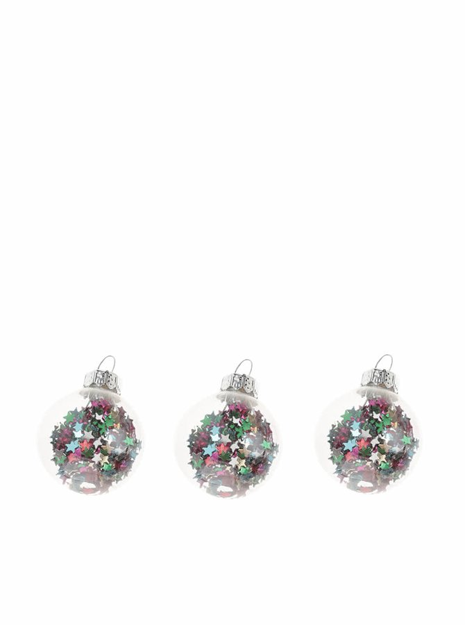 Set 12 ornamente mici Sass & Belle