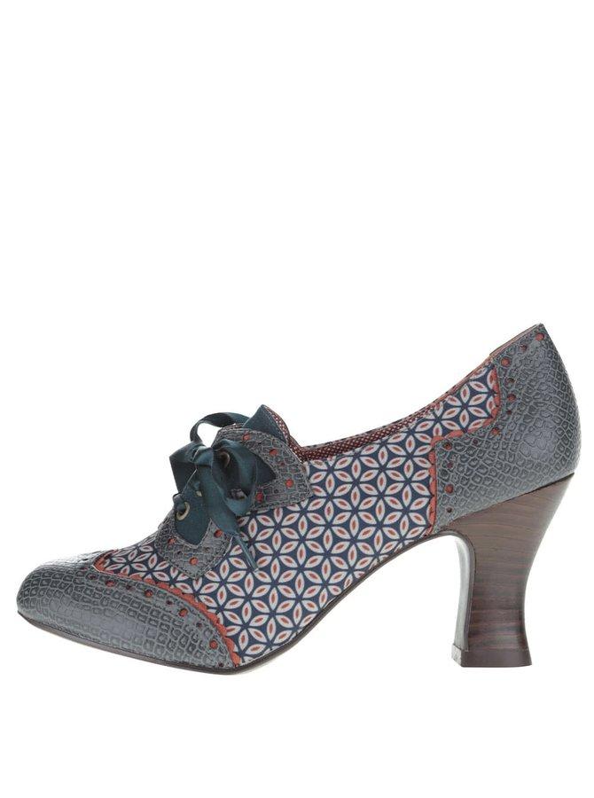 Pantofi multicolori Ruby Shoo Daisy cu model