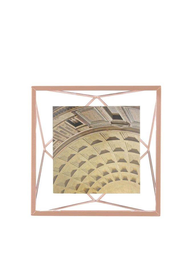 Fotorámeček na fotky v měděné barvě Umbra Prisma