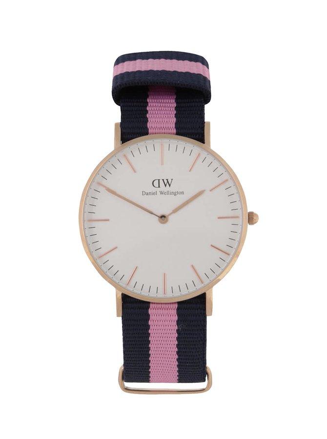 Dámské hodinky ve zlaté barvě CLASSIC Winchester Daniel Wellington