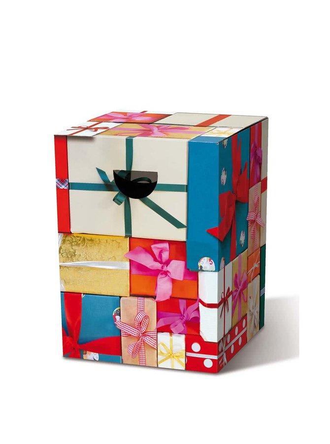Scaun pliant Remember Bescherung în formă de cutie de cadouri