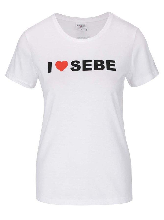 Dámské tričko ZOOT Originál I ♥ SEBE