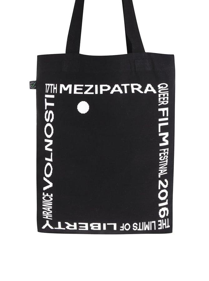 """""""Dobrá"""" čierna taška pre Mezipatra"""