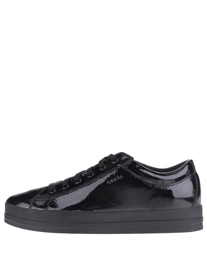 Pantofi sport Geox Hidence negri