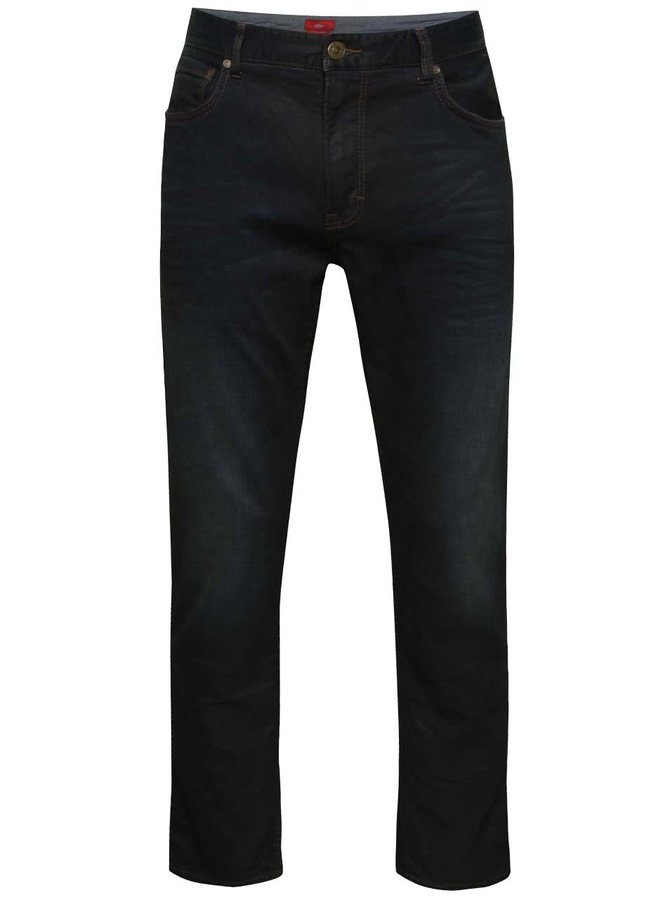 Tmavě modré pánské džíny s.Oliver