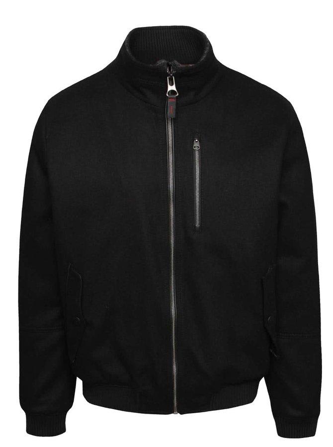 Jachetă bomber neagră s.Oliver