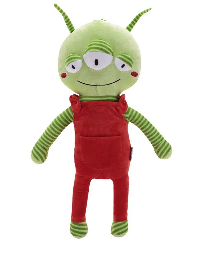 Protecție pentru centură extraterestru verde Something Special