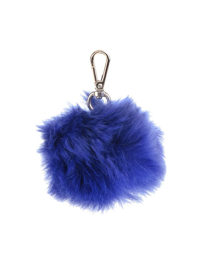 Modrá klíčenka ve tvaru koule Paul's Boutique Pom Pom