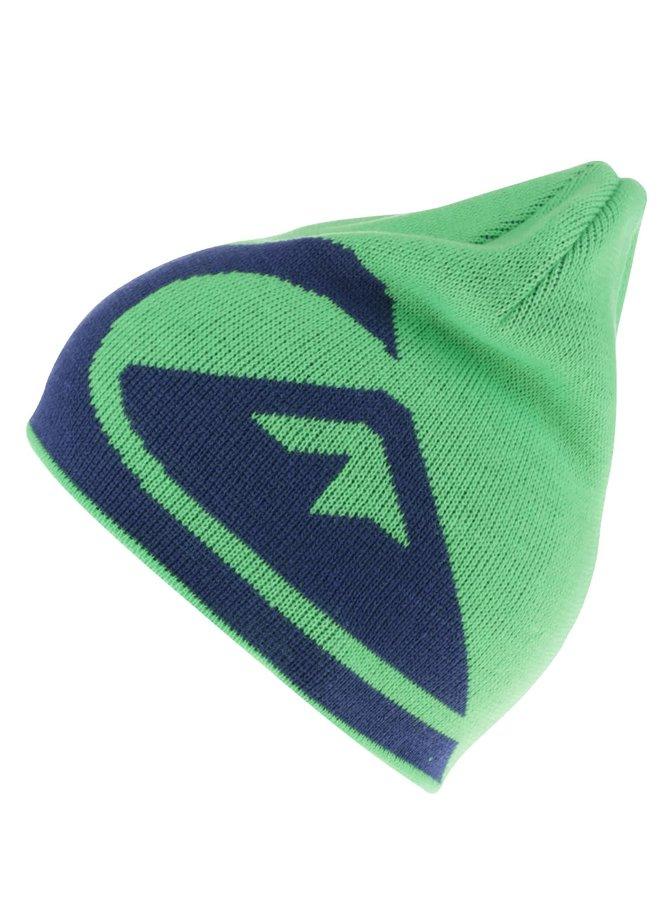 Zelená klučičí zimní čepice Quiksilver