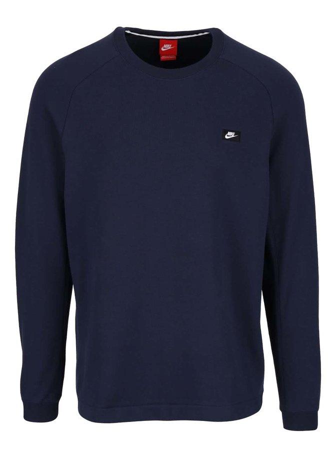Bluză bleumarin Nike Modern