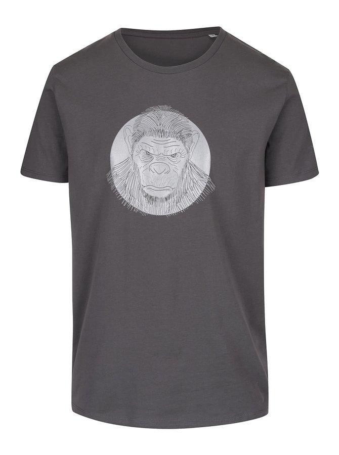 Tricou de bărbați ZOOT Original Cezar gri