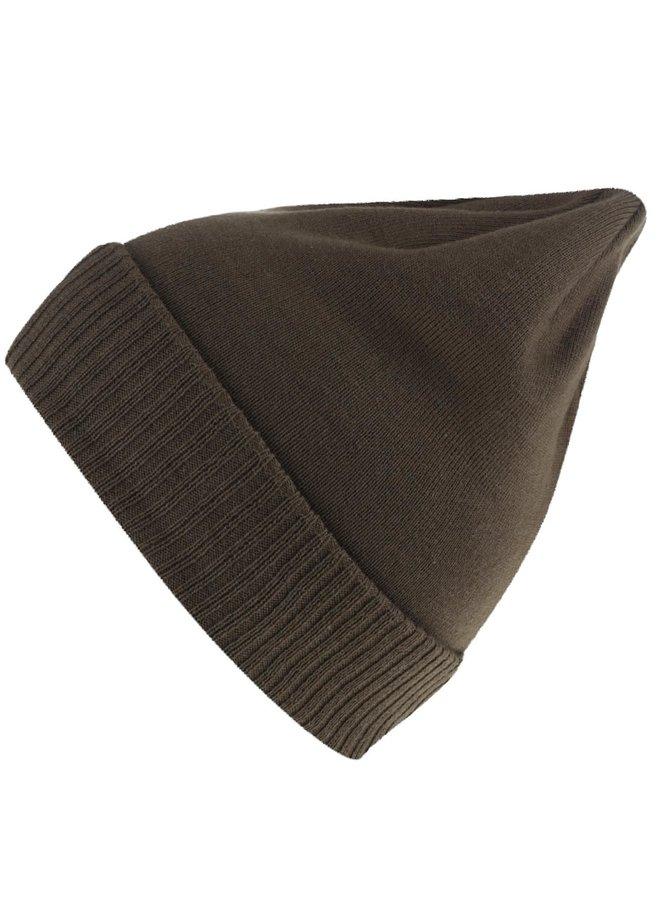 Khaki pánská čepice s logem Nike Futura