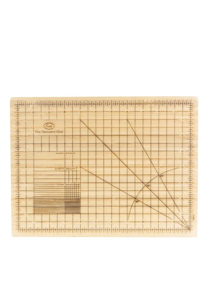 Dřevěné krájecí prkénko s vyrytým vzorem Kitchen Craft
