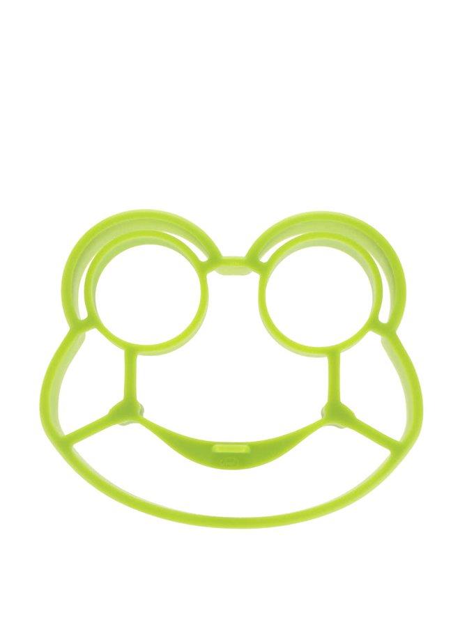 Formička na volská oka ve tvaru žáby FRED