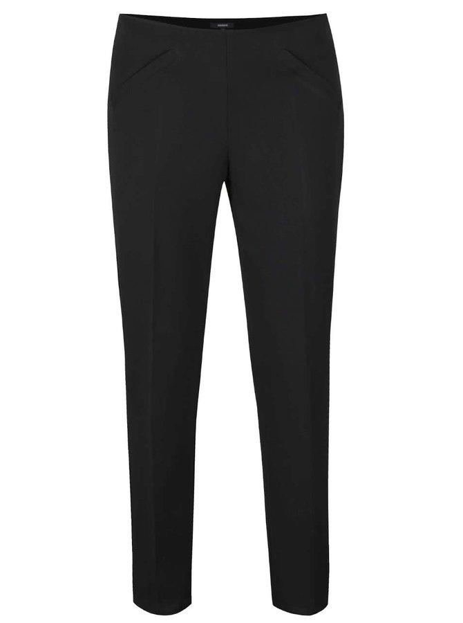 Černé dámské formální kalhoty Alchymi Verma