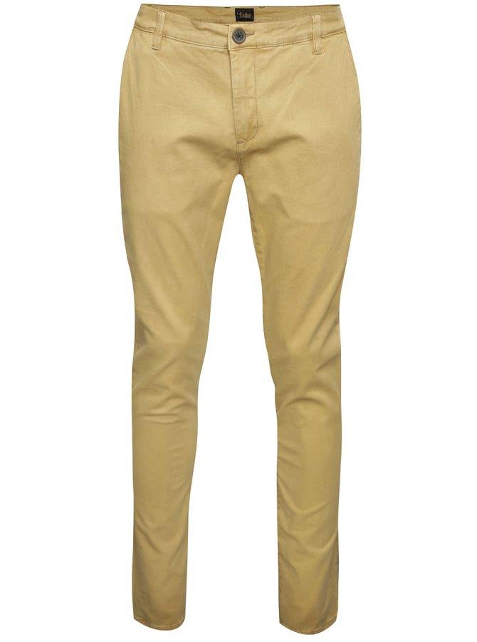 Béžové kalhoty !Solid Joe Stretch