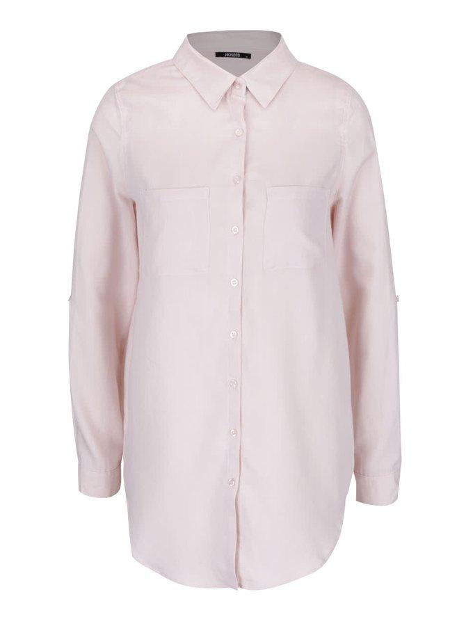Růžová košile Haily´s Kasey