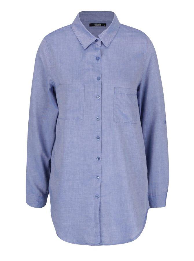 Světle modrá košile Haily´s Kasey