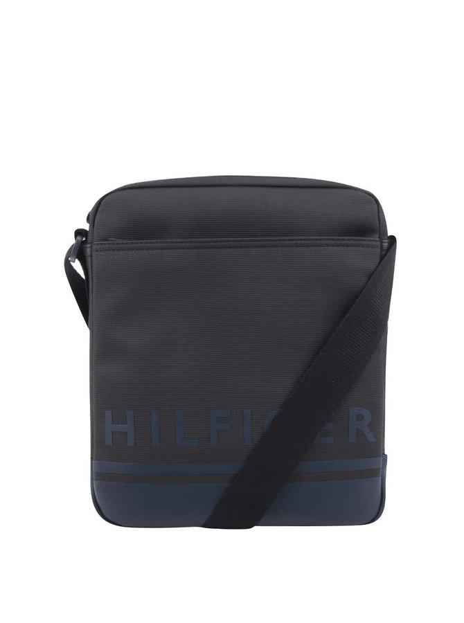 Černá pánská taška přes rameno Tommy Hilfiger